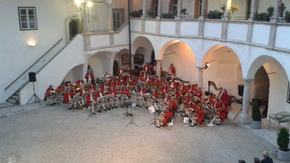 Konzert im Seeschloss Ort Gmunden 2015