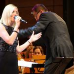 Herbstkonzert 2019 - Solistin Astrid Hinterberger-Stumpfl