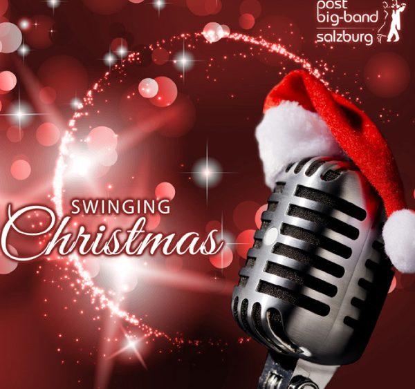 Cover Swinging Christmas CD