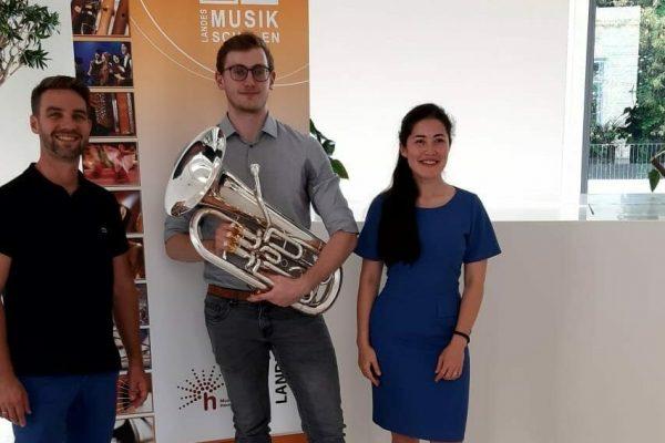 Erster Preis mit Auszeichnung bei Prima la Musica