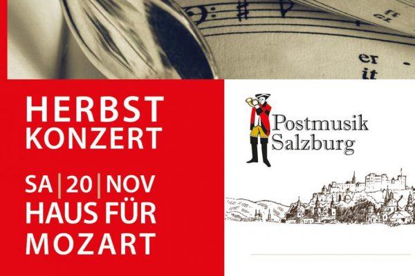 Herbstkonzert im Haus für Mozart
