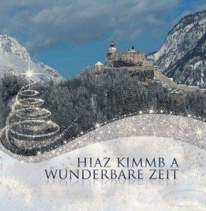 CD Cover Hiaz kimmb a wunderbare Zeit